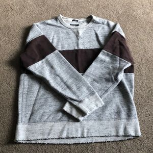 AF men's relaxed crew pullover